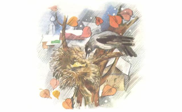 Рассказ про канарейку для детей, 1-2 класс