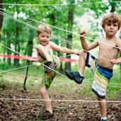 Игры забавы для детей летом