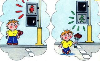 Стихи по ПДД для детей детского сада 5-7 лет