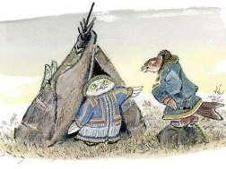 Сказки народов России, 2 класс читать