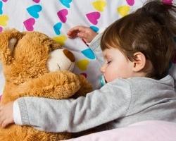 Каким должен быть режим ребенка 1-2-3 года