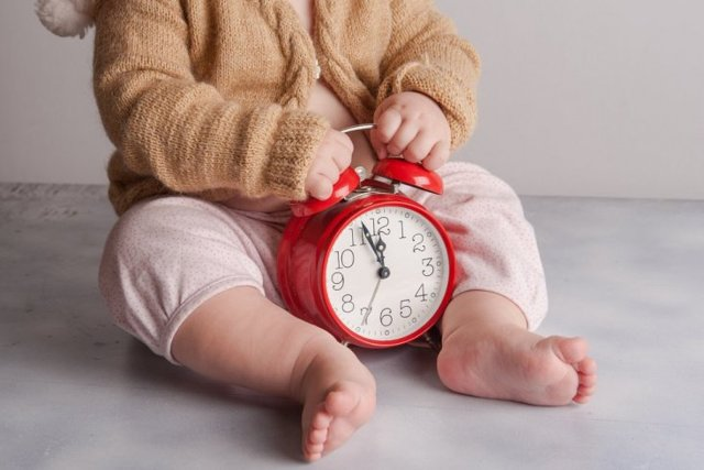 Нужен ли режим для ребёнка?