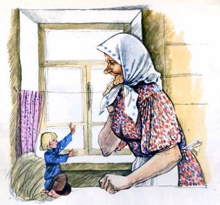 Толстой «Липунюшка» читать