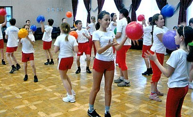 Комплекс физических упражнений для младших школьников