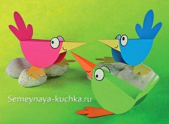 Птичка-закличка своими руками