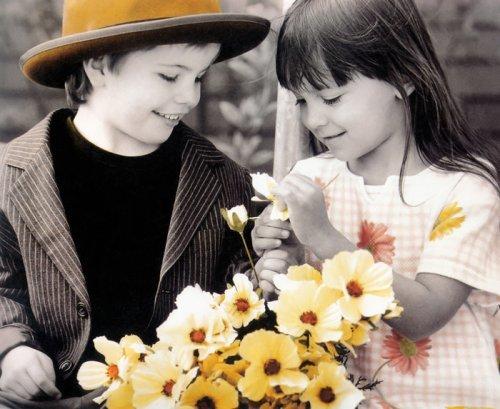 Стихи о любви для детей 7-10 лет