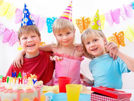 Игры и конкурсы для детей 5-6-7 лет на день рождения дома