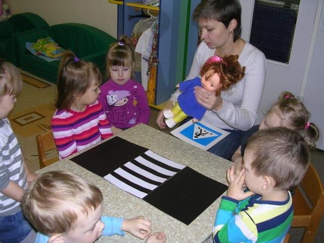 Конспект занятия по ПДД в детском саду по ФГОС. Младшая группа. Тема: Автобус