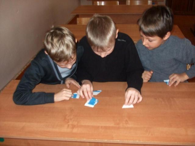 Игровая программа по ПДД для младших школьников