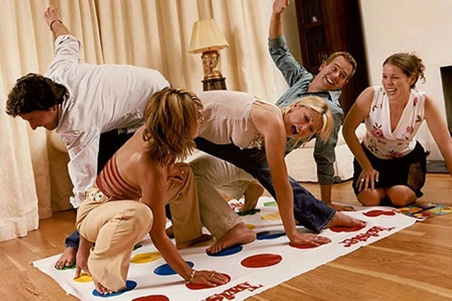 Веселые игры для детей и взрослых