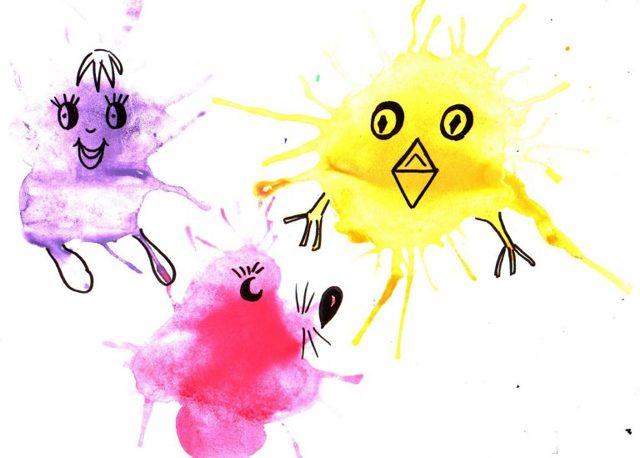 Игры на развитие воображения у детей 1-2-3 лет