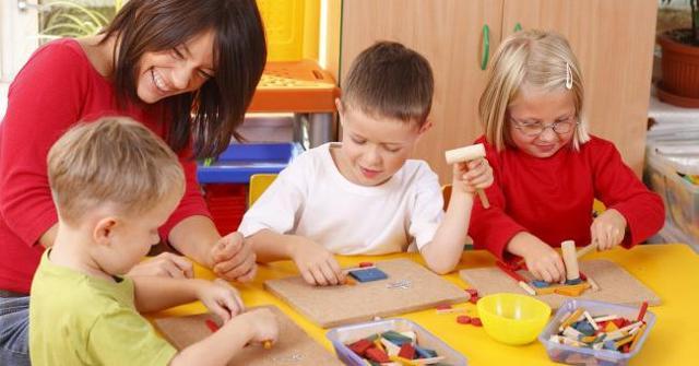 Игры для дошкольников. Виды