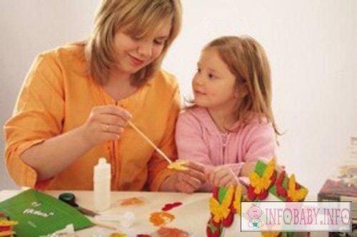 Развитие творческих способностей у детей дошкольного возраста. Консультация для родителей