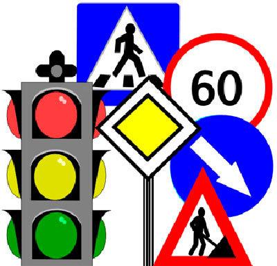 Классный час по правилам дорожного движения, 1 класс