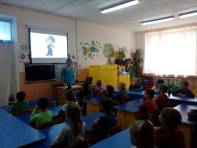 Конспект беседы по ПДД в детском саду для детей подготовительной группы на тему: Транспорт