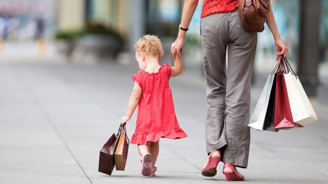 Консультация для родителей детского сада «В магазин с ребенком»
