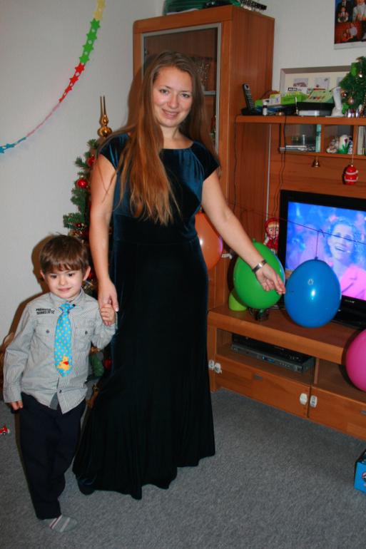 Сценарий Нового года в семье с детьми