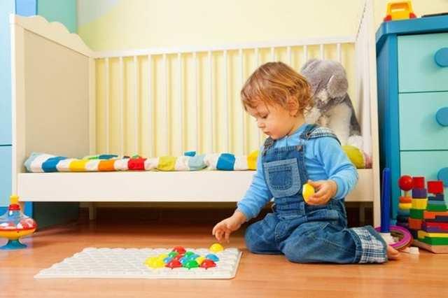 Как играть с ребёнком 3 лет