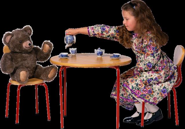 Методическая разработка режиссерской игры для детей «Дочки-матери»