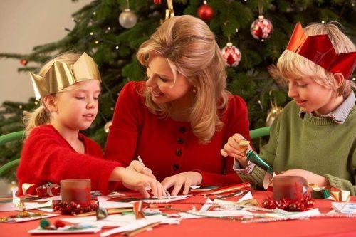 Интересные игры и конкурсы на Новый год для детей дома