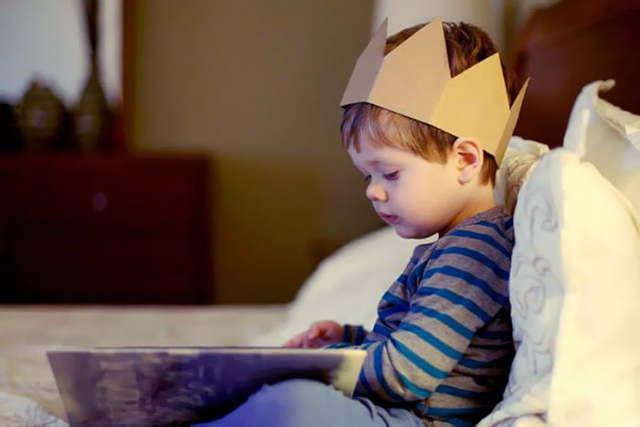 Как увлечь ребенка чтением