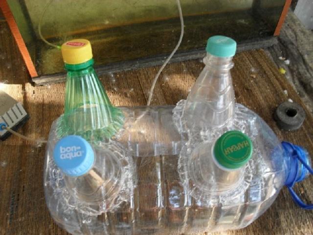 Поросята из пластиковых бутылок своими руками