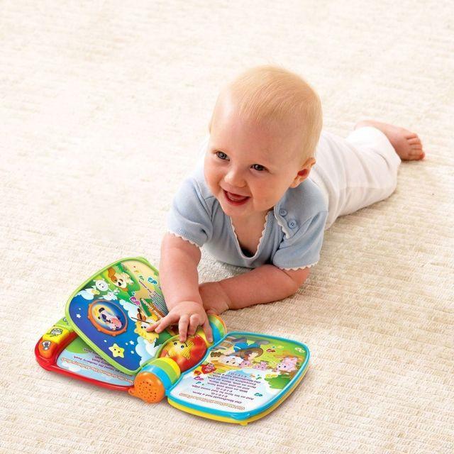 Физическое развитие ребёнка до 1 года