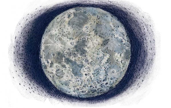 Сказка про космос для детей дошкольников 5-7 лет
