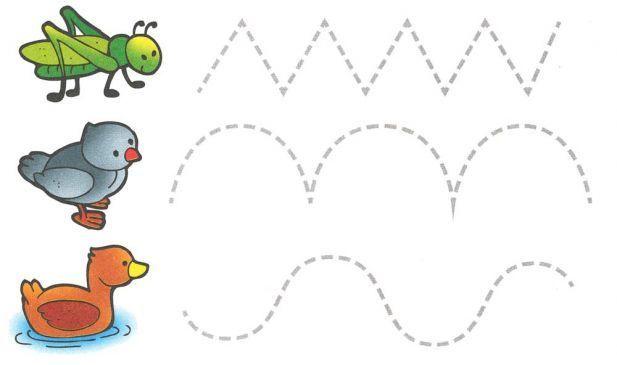 Развивающие задания в картинках для детей дошкольников 4-5 лет. Распечатать бесплатно