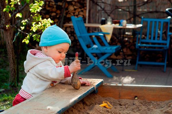 Игры для ребёнка до 1 года