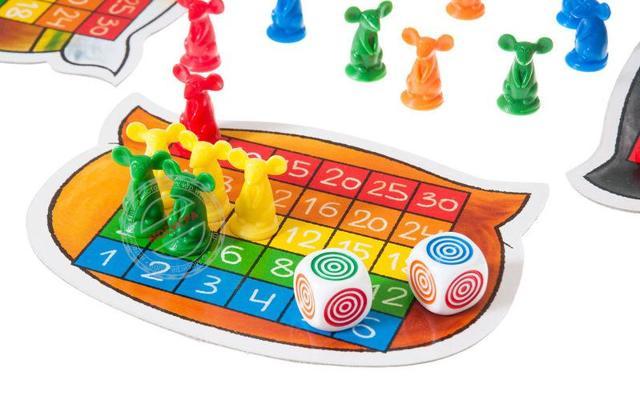 Игры в компании для детей 6-7-8 лет