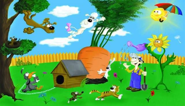 Игры небылицы и перевертыши для детей 4-6 лет