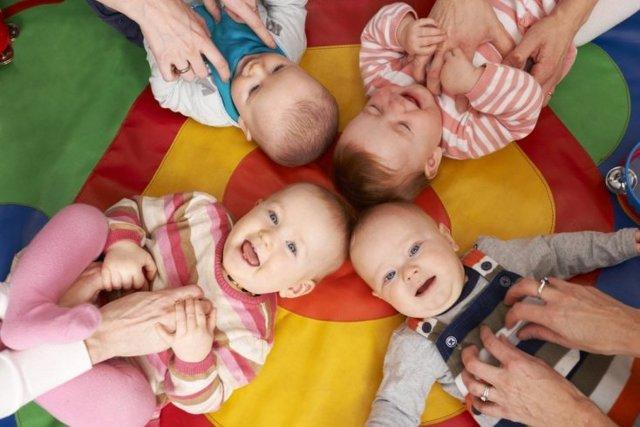 Возрастные особенности ребенка от 3 до 6 месяцев