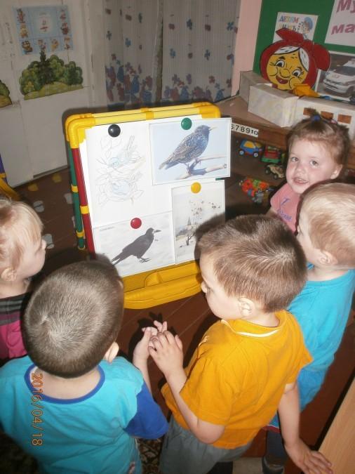 Беседа по картине «Улица города» в детском саду. Младшая группа