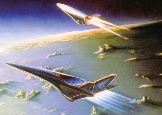 Внеклассное мероприятие ко Дню космонавтики, 7-9 класс