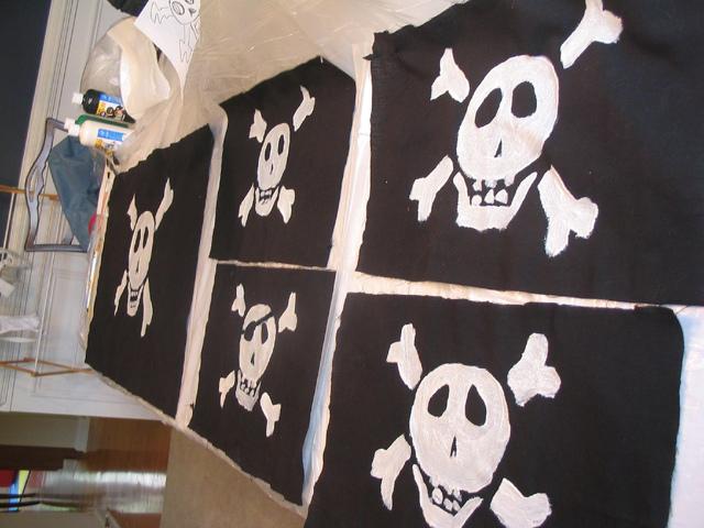 Квест дома на День рождения ребенка 7 лет. Сценарий в пиратском стиле
