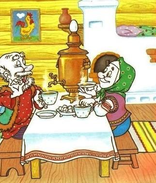 Русская народная сказка «Курочка Ряба» текст