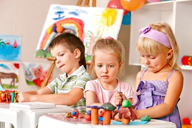 Развивающие игры для детей 3-4 лет дома с родителями
