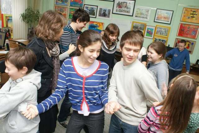 Классный час тренинг на сплочение коллектива для 10 класса
