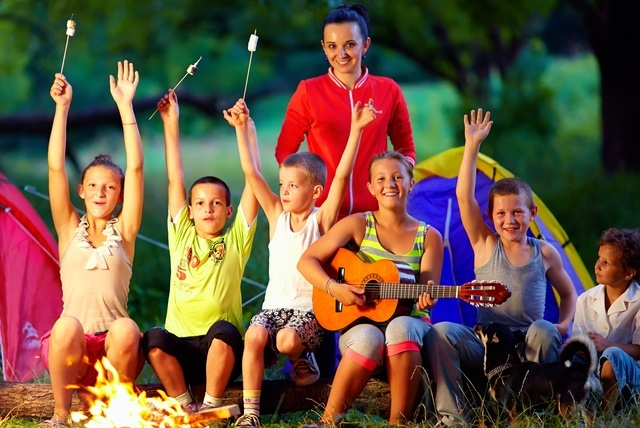 Конкурсы для мальчиков в летнем лагере