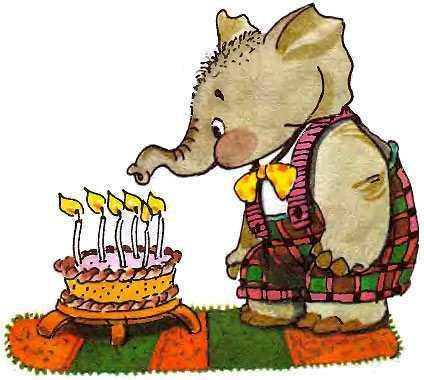 Рассказ про День рождения для детей