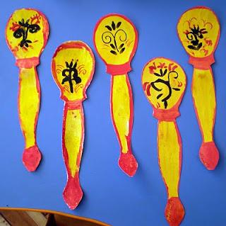 Конспекты занятий по народно-прикладному искусству в подготовительной к школе группе ДОУ