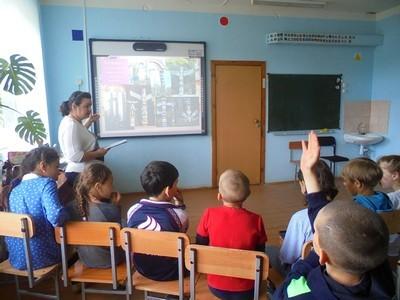 Беседа на тему «День России» в лагере