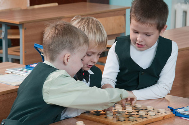 Игры для группы продлённого дня в начальной школе