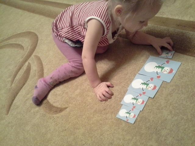 Обучение детей 3-4 лет математике